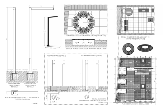 Proyecto urbano 14